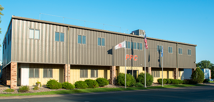 Plastic Products Company Facility - Lindstrom, MN