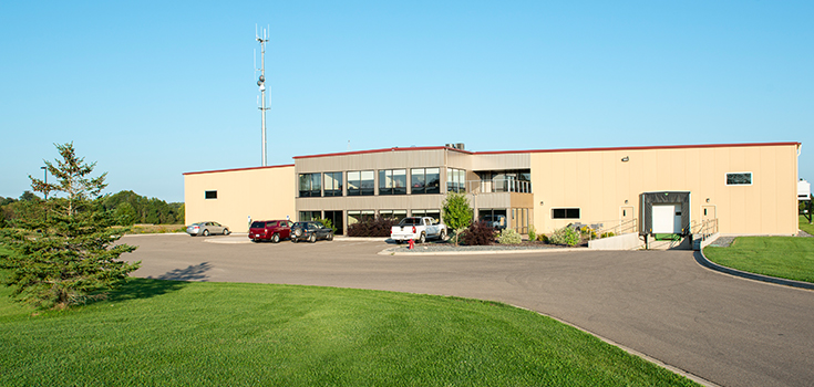 Smith Metal Products Facility, Minnesota