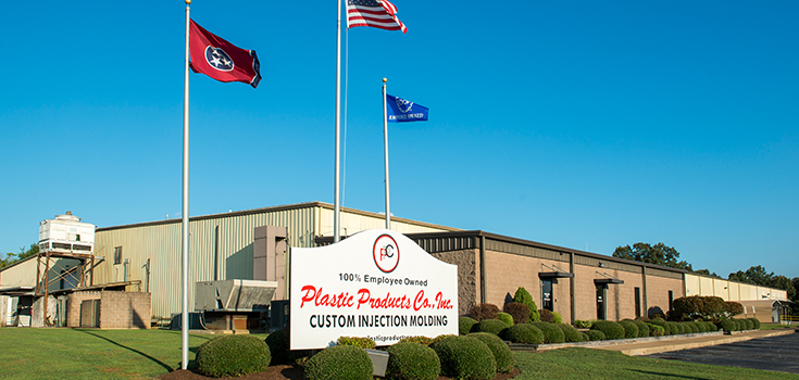 Plastic Products Company - Greenfield, TN