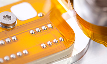 Injection Molded Electronic Parts