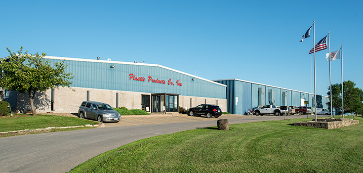 Plastic Products Company - West Branch, IA