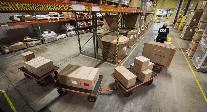 PPC Warehouse